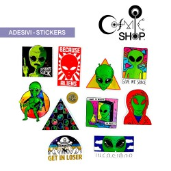 Figurine Adesivi Stickers...