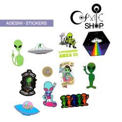 Figurine Adesivi Stickers...