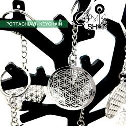 Portachiavi Keychain Fiore...
