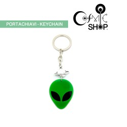 Portachiavi Keychain Testa...