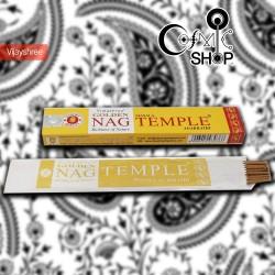 Incenso Golden Nag Temple 15gr