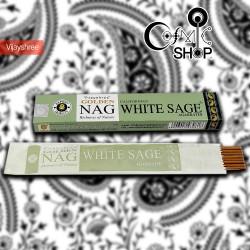 Incenso Golden Nag White...