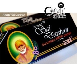 Incenso Anand Sai Darshan -...