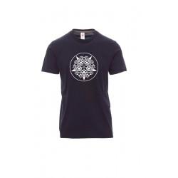 T-Shirt Uomo Crop Circle...