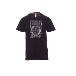 T-Shirt Uomo Mappa Terra...