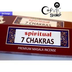 Incenso Spiritual 7 Chakras...