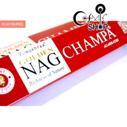 Incenso Golden Nag Champa 15gr
