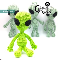 Amigurumi Alien...